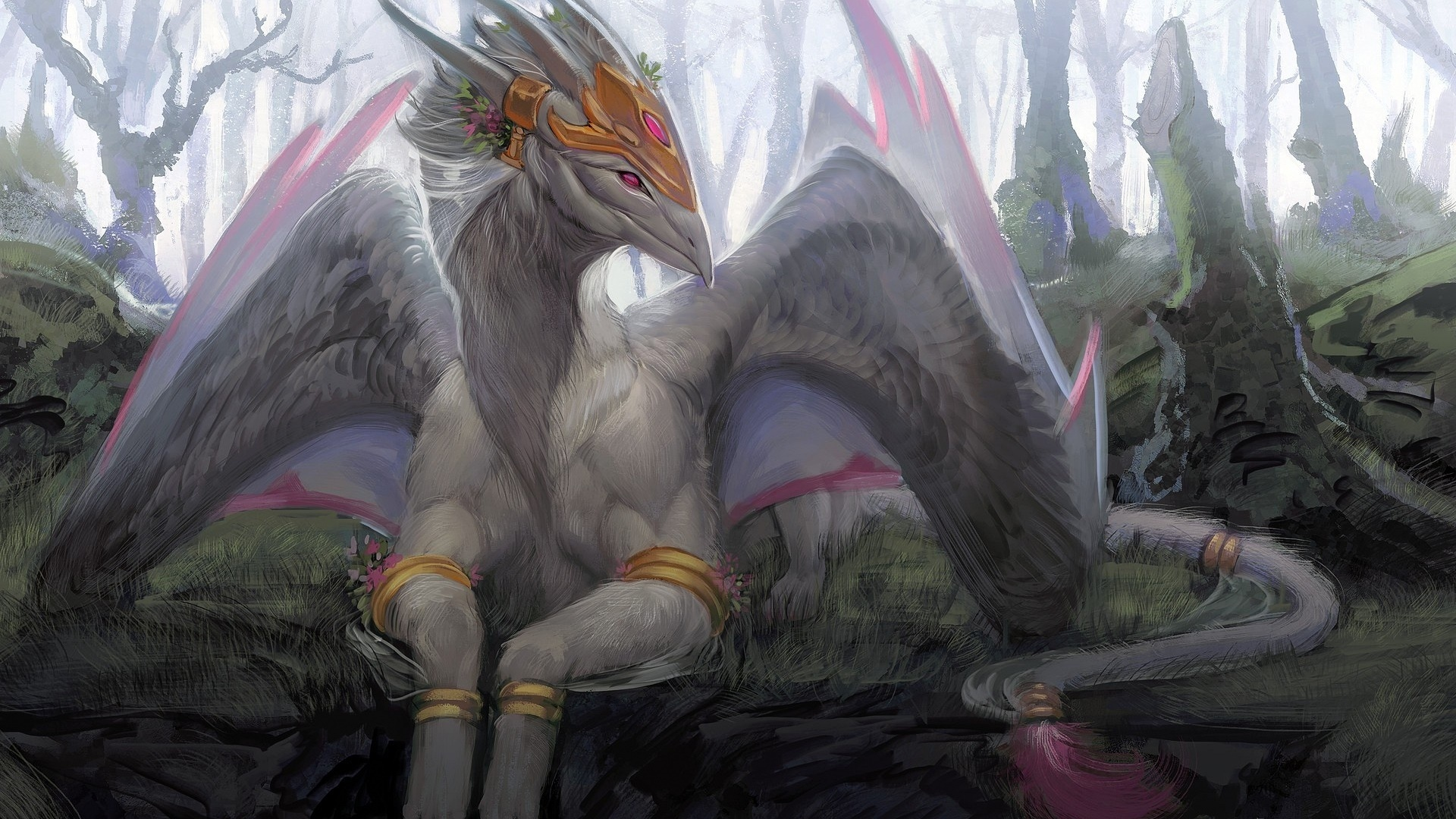 Mythical Creatures HD Wallpaper