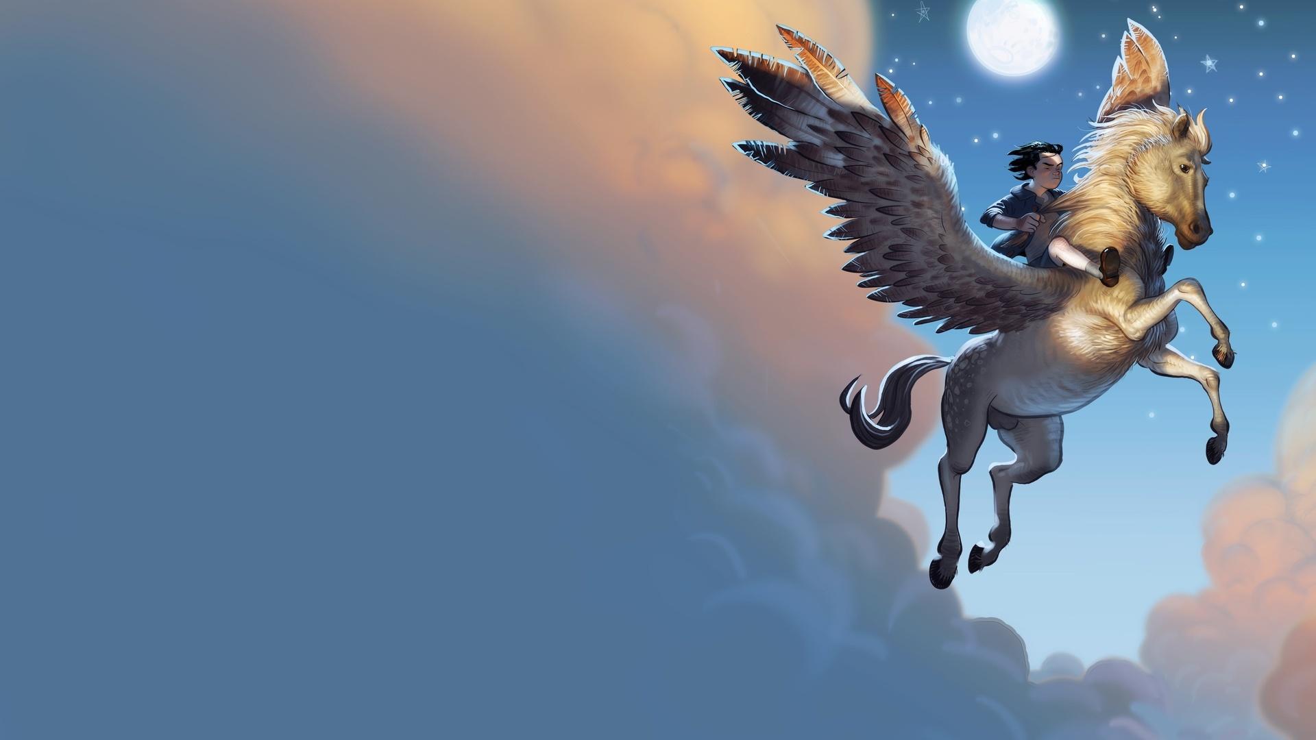 Pegasus Art HD Wallpaper