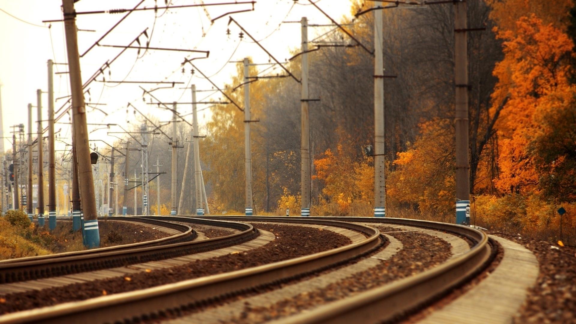 Railroad wallpaper photo hd