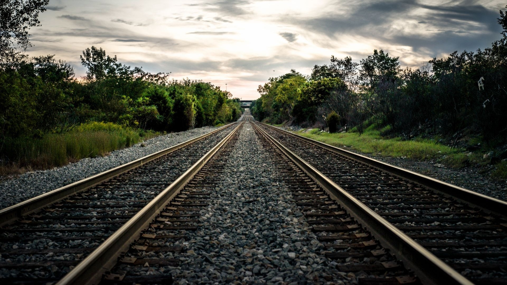 Railroad desktop wallpaper hd