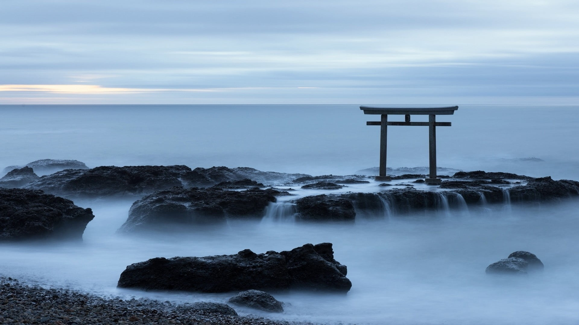 Torii Gate wallpaper for desktop