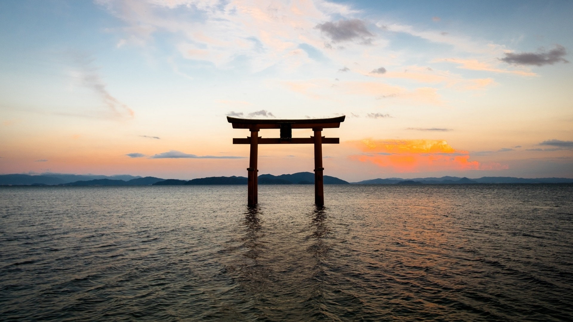 Torii Gate wallpaper for pc