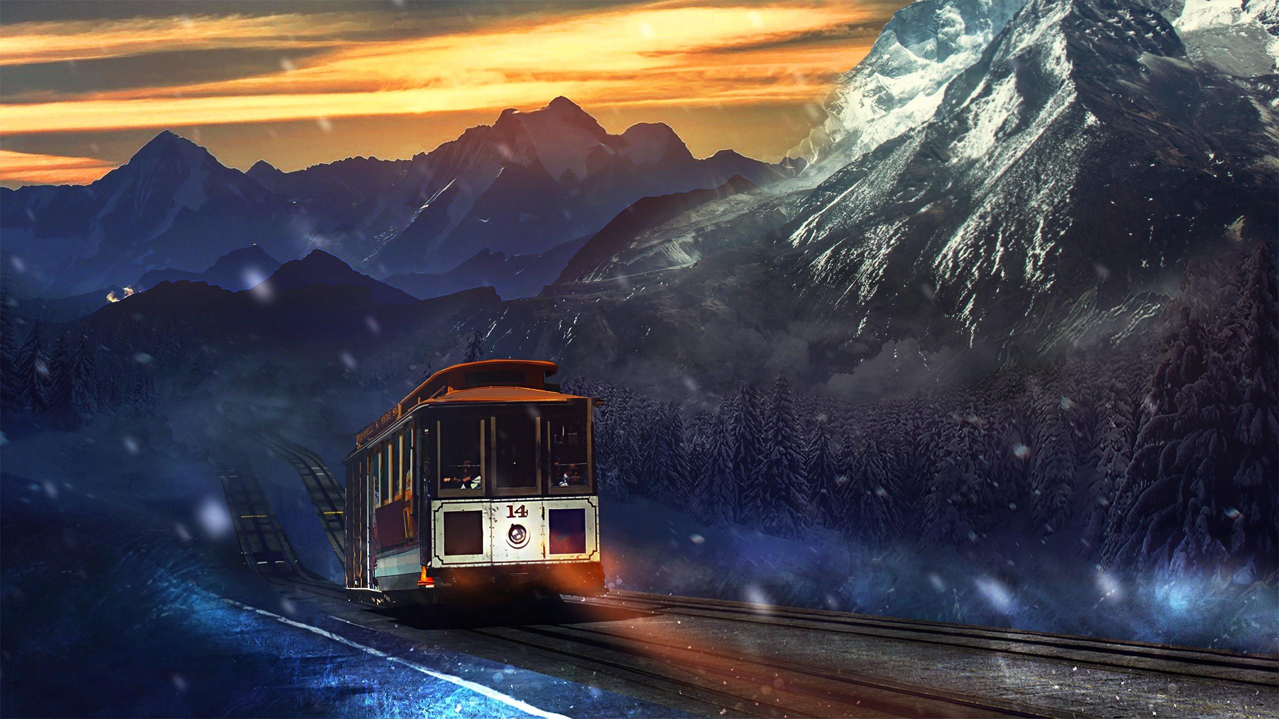 Tram Pic