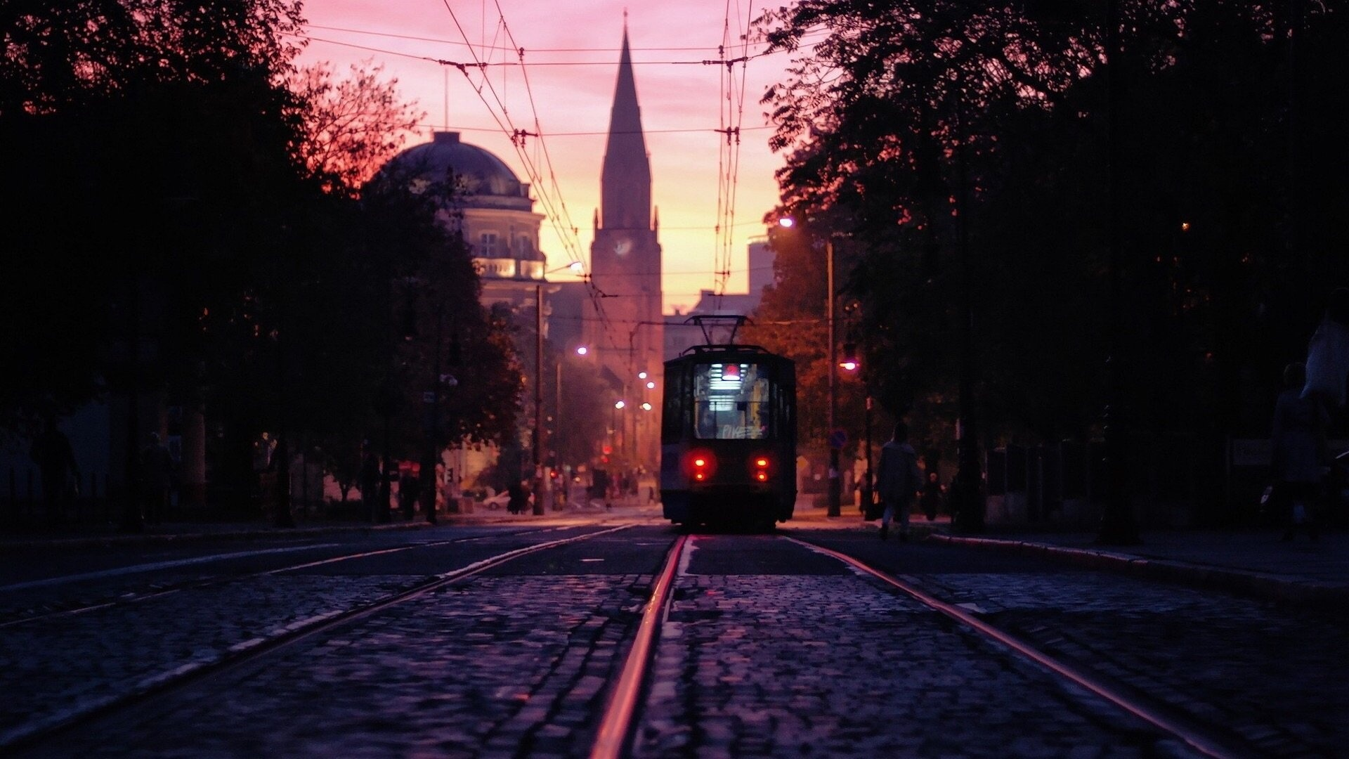 Tram wallpaper photo hd