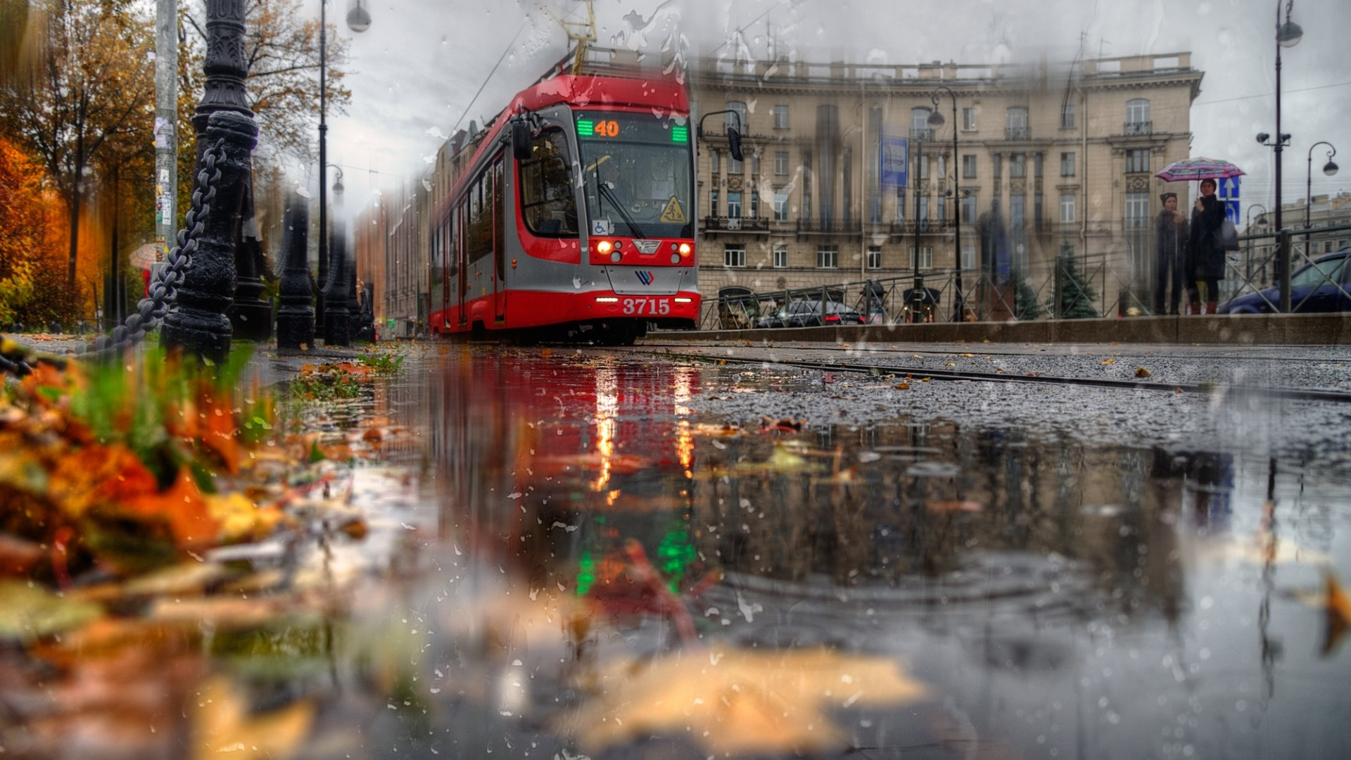 Tram desktop wallpaper hd