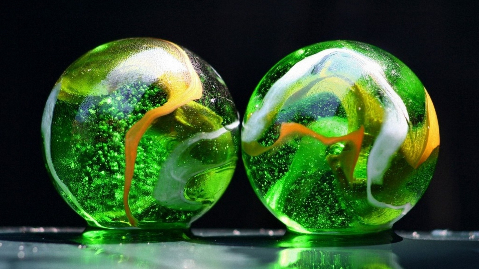 Ball Glass Picture