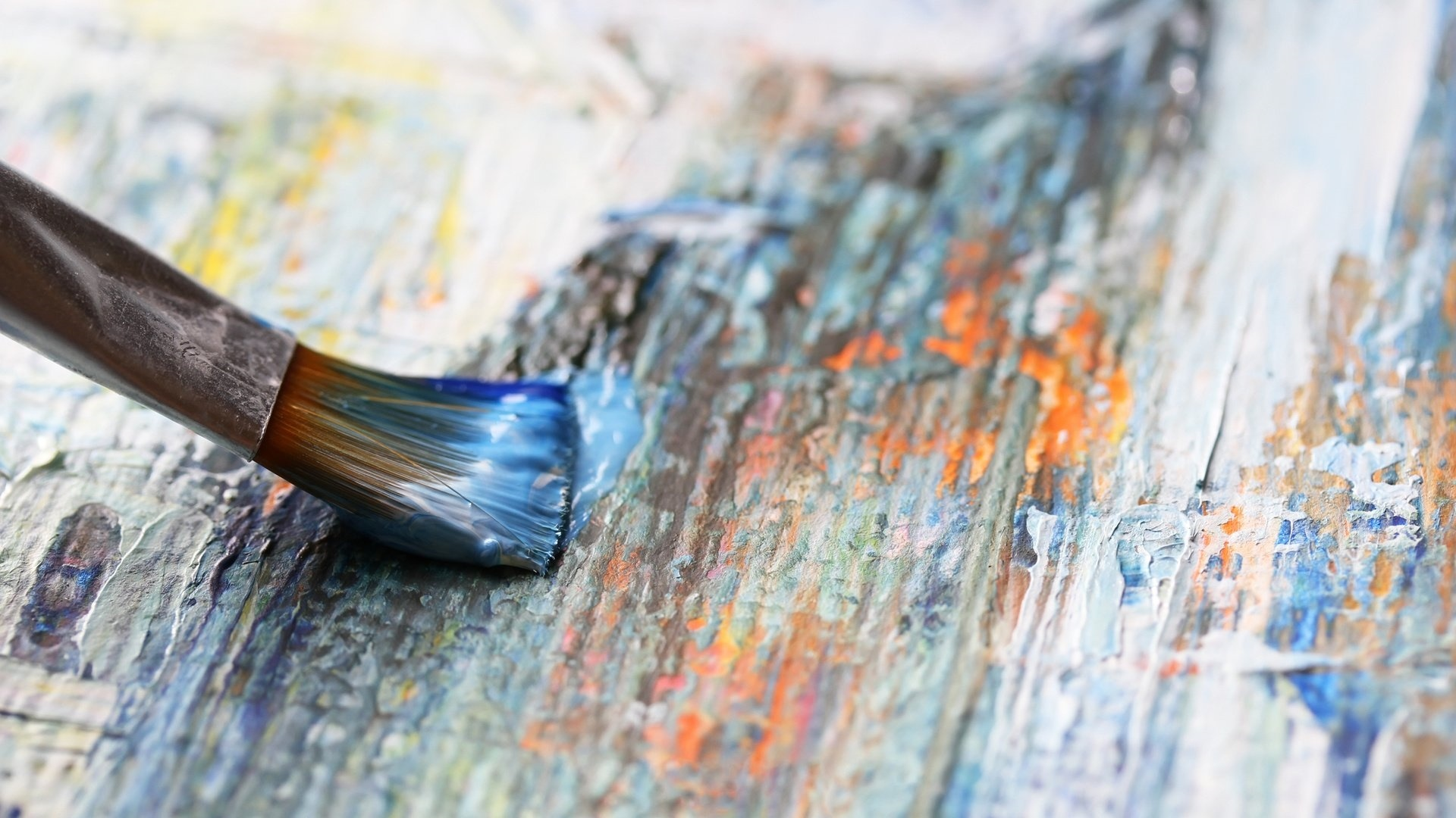 Brushes And Paint wallpaper for desktop