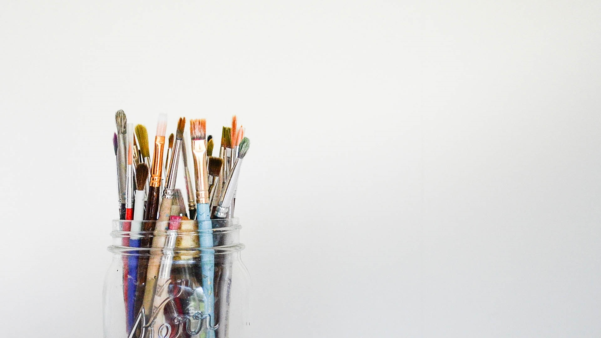 Brushes And Paint wallpaper for pc
