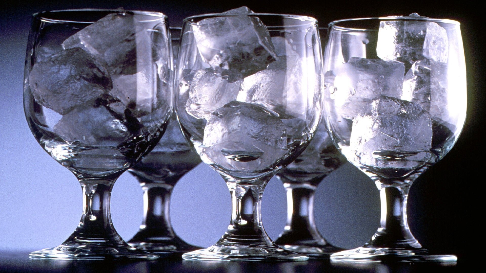 Ice In A Glass Image