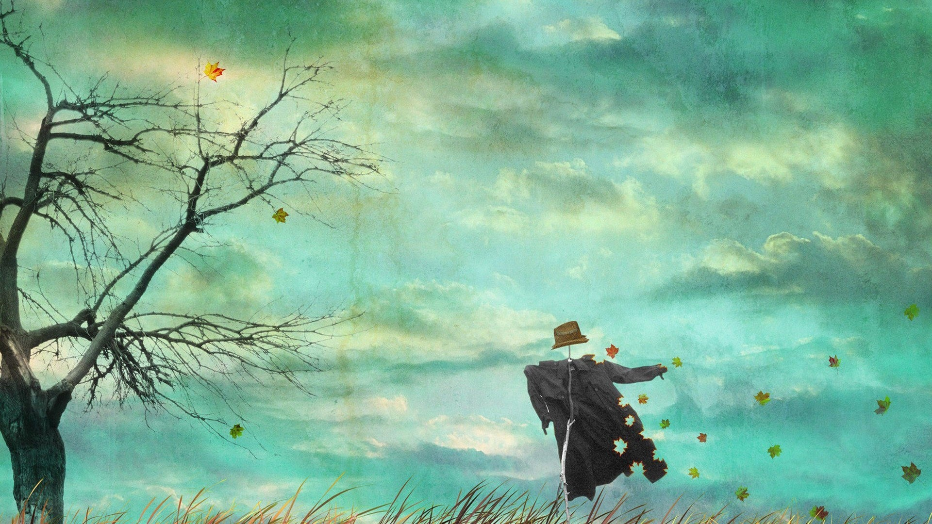 Loneliness And Wind wallpaper for desktop