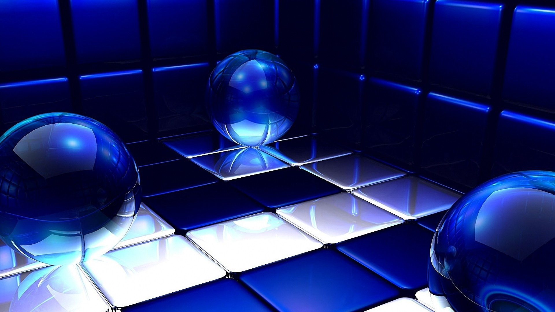 Neon Balloon wallpaper for desktop