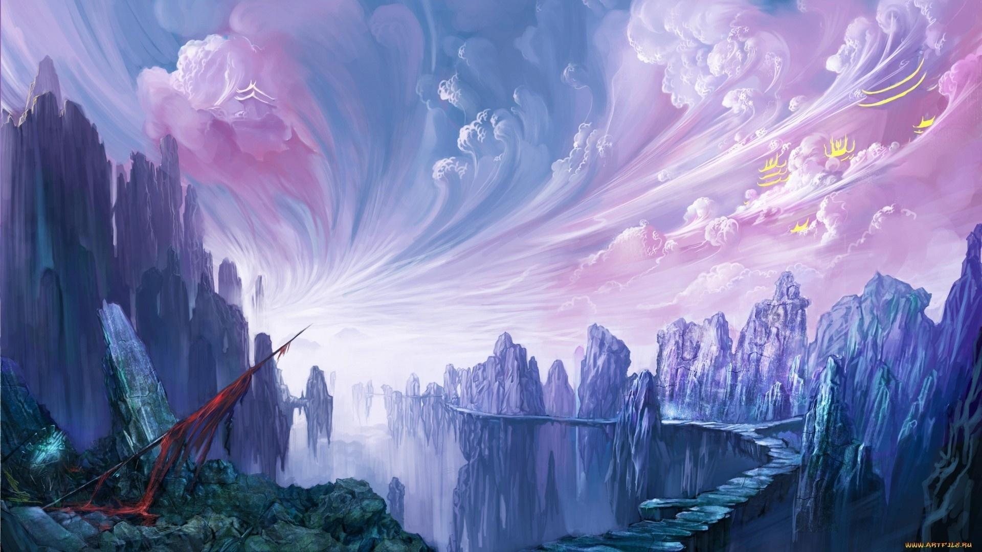 Paradise Art Image