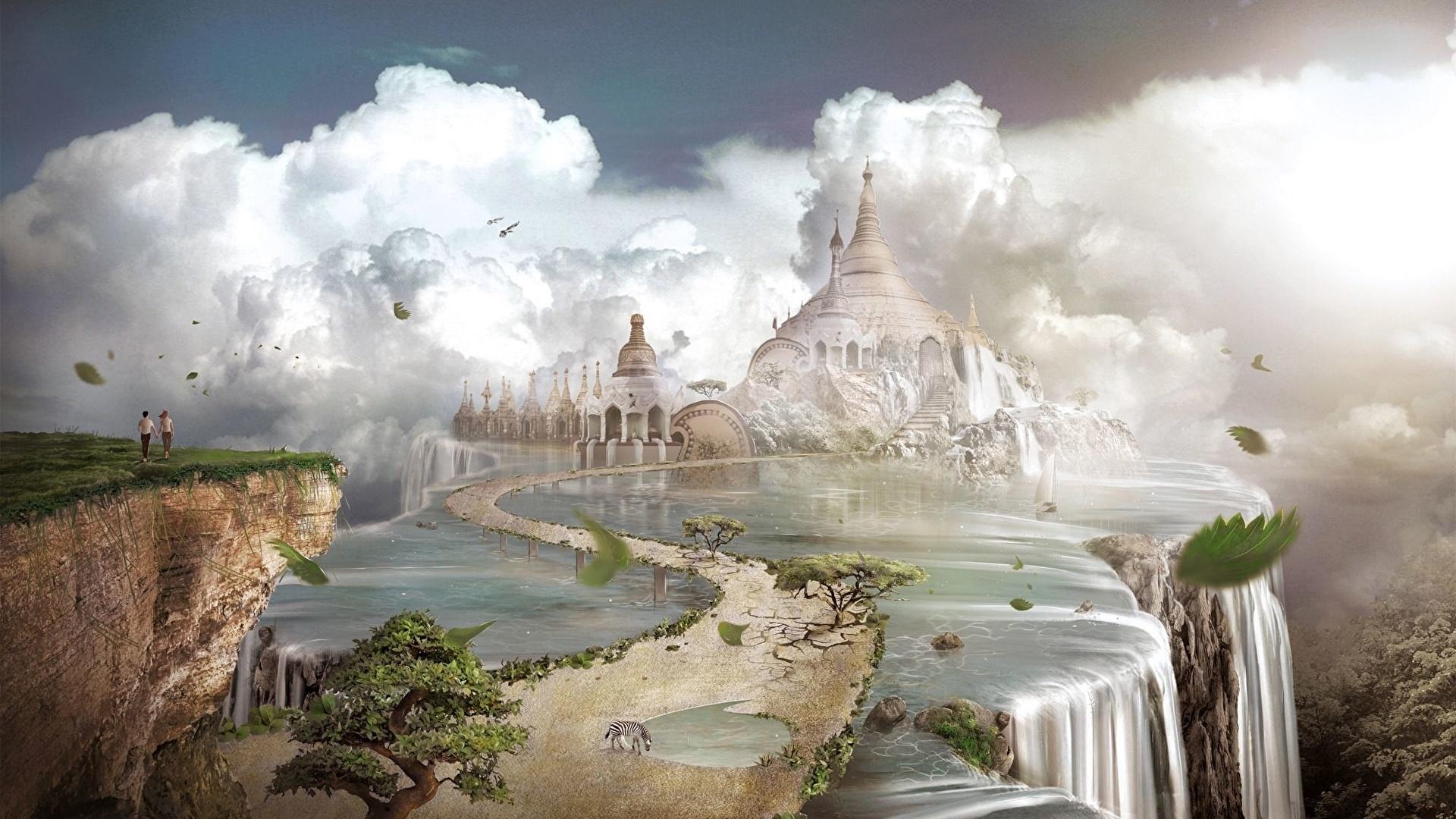 Paradise Art Picture