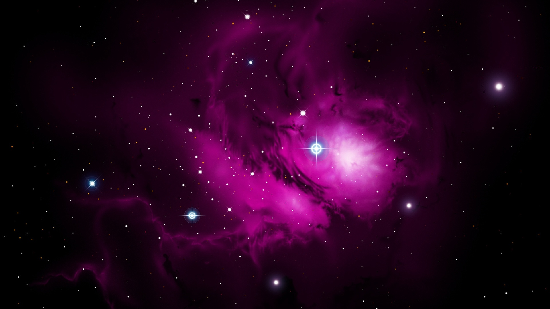 Purple Space wallpaper photo hd