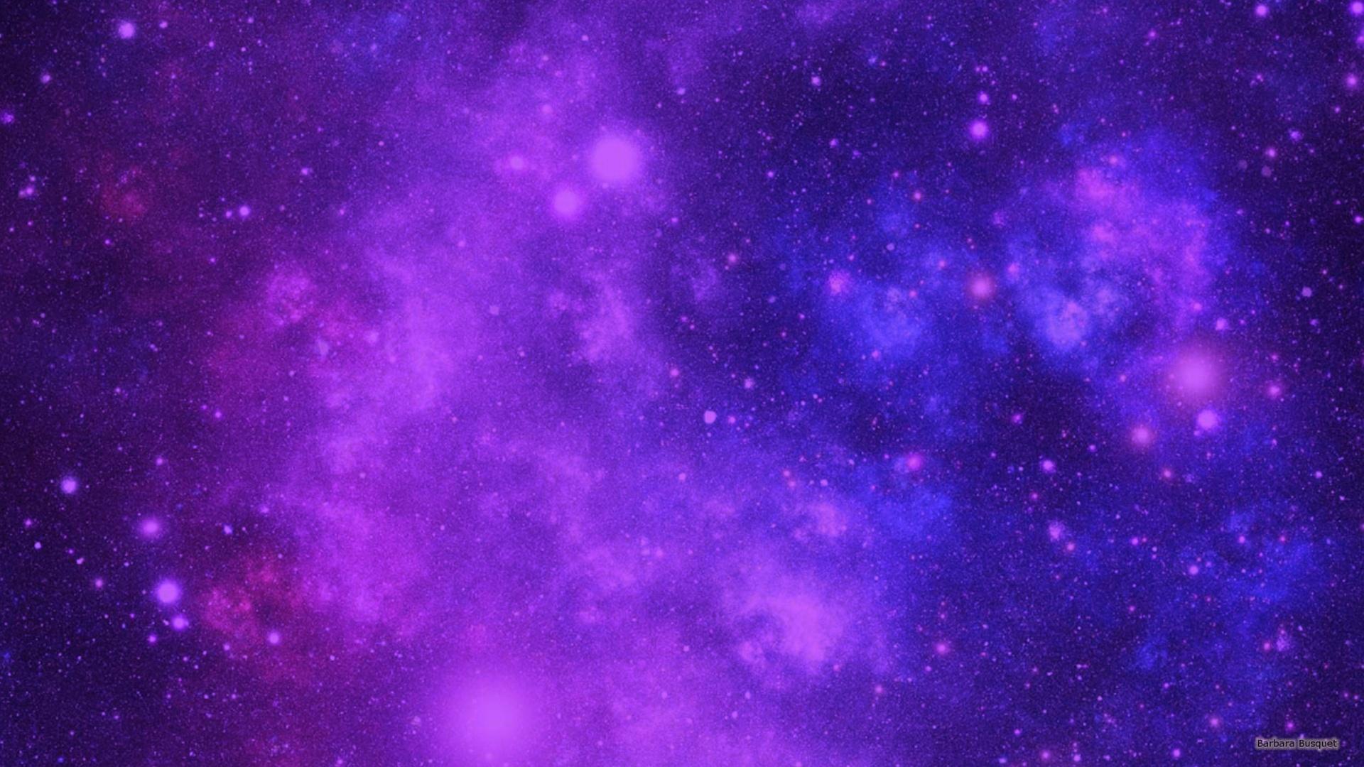 Purple Space desktop wallpaper hd