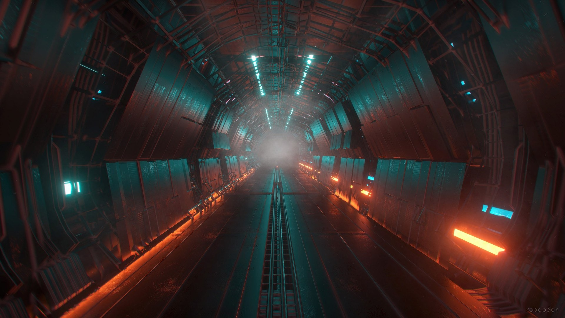 Space Tunnel Pic