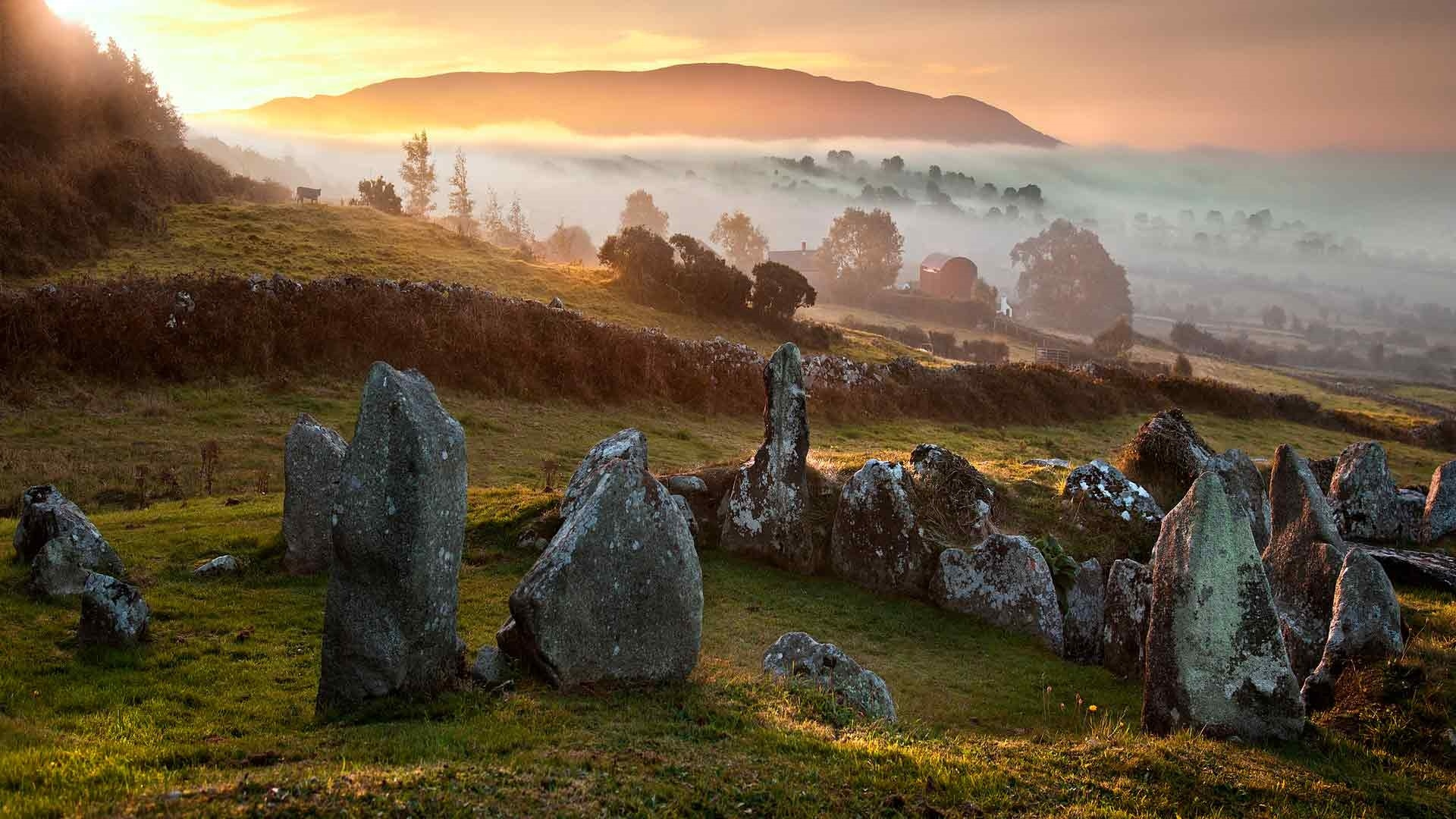 Stone Circle wallpaper for pc