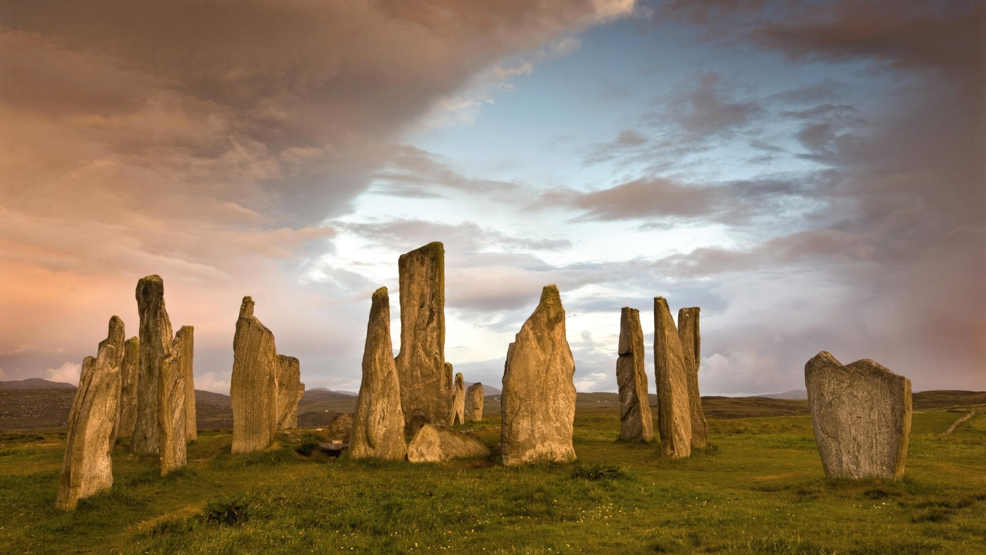 Stone Circle Picture