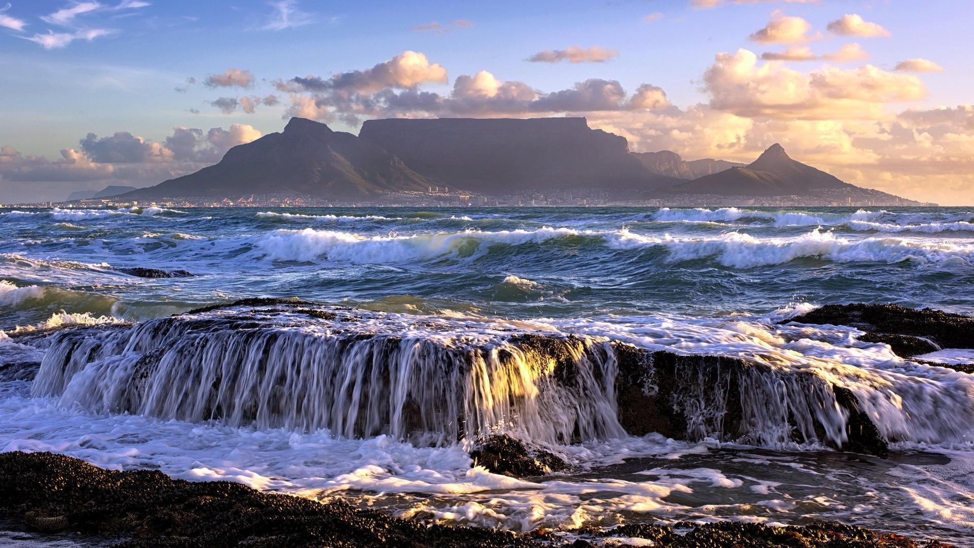 Table Mountain HD Wallpaper