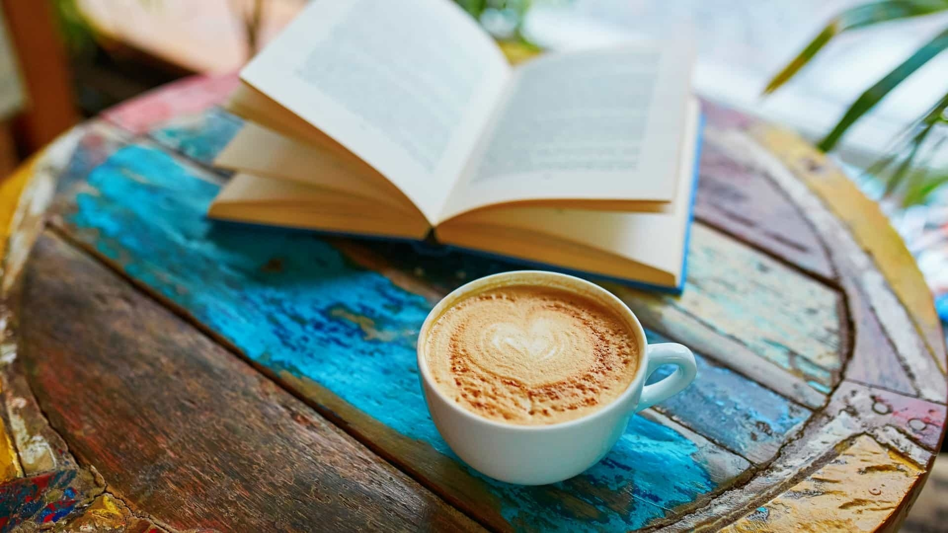 Book And Coffee Picture