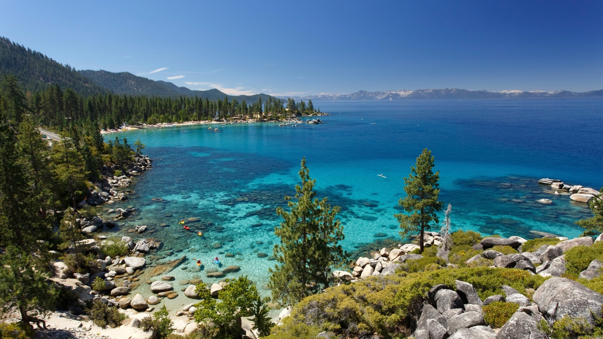 Lake Tahoe Picture