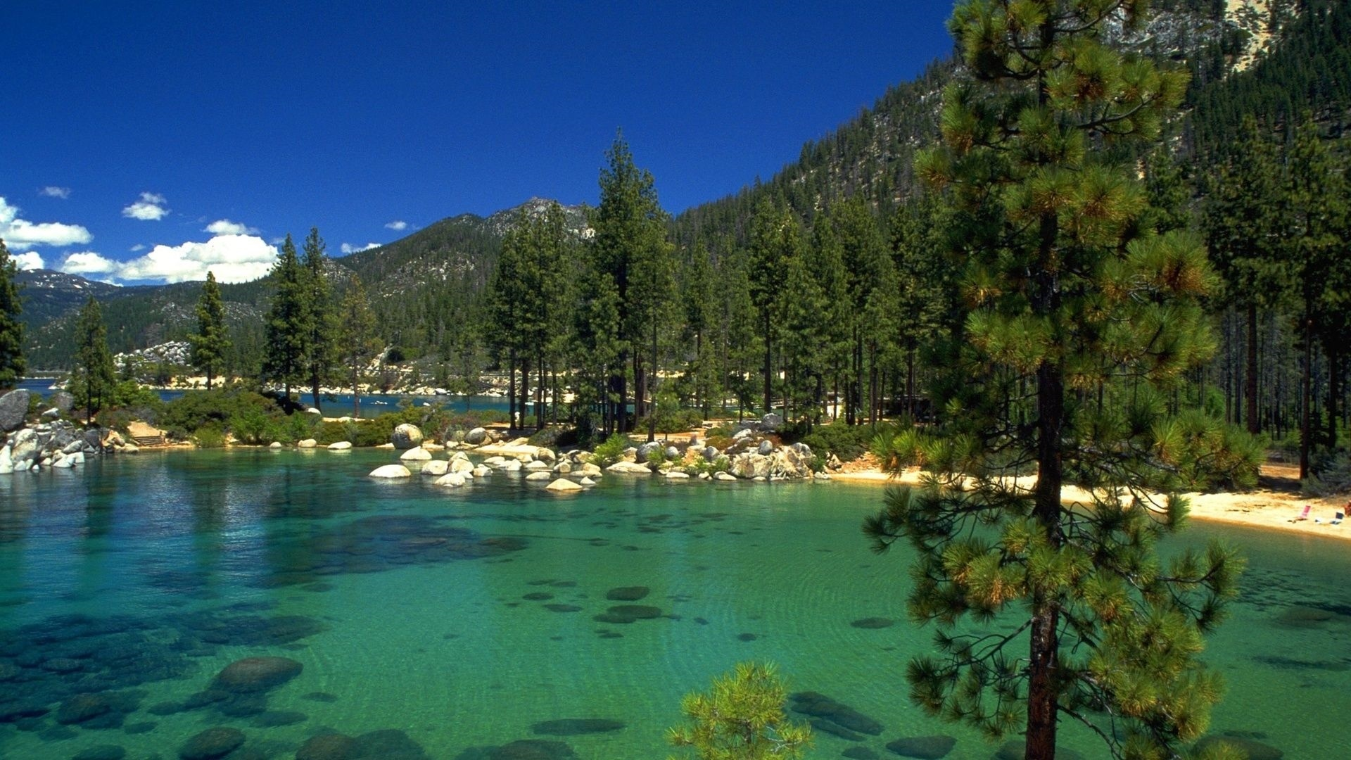 Lake Tahoe wallpaper for desktop