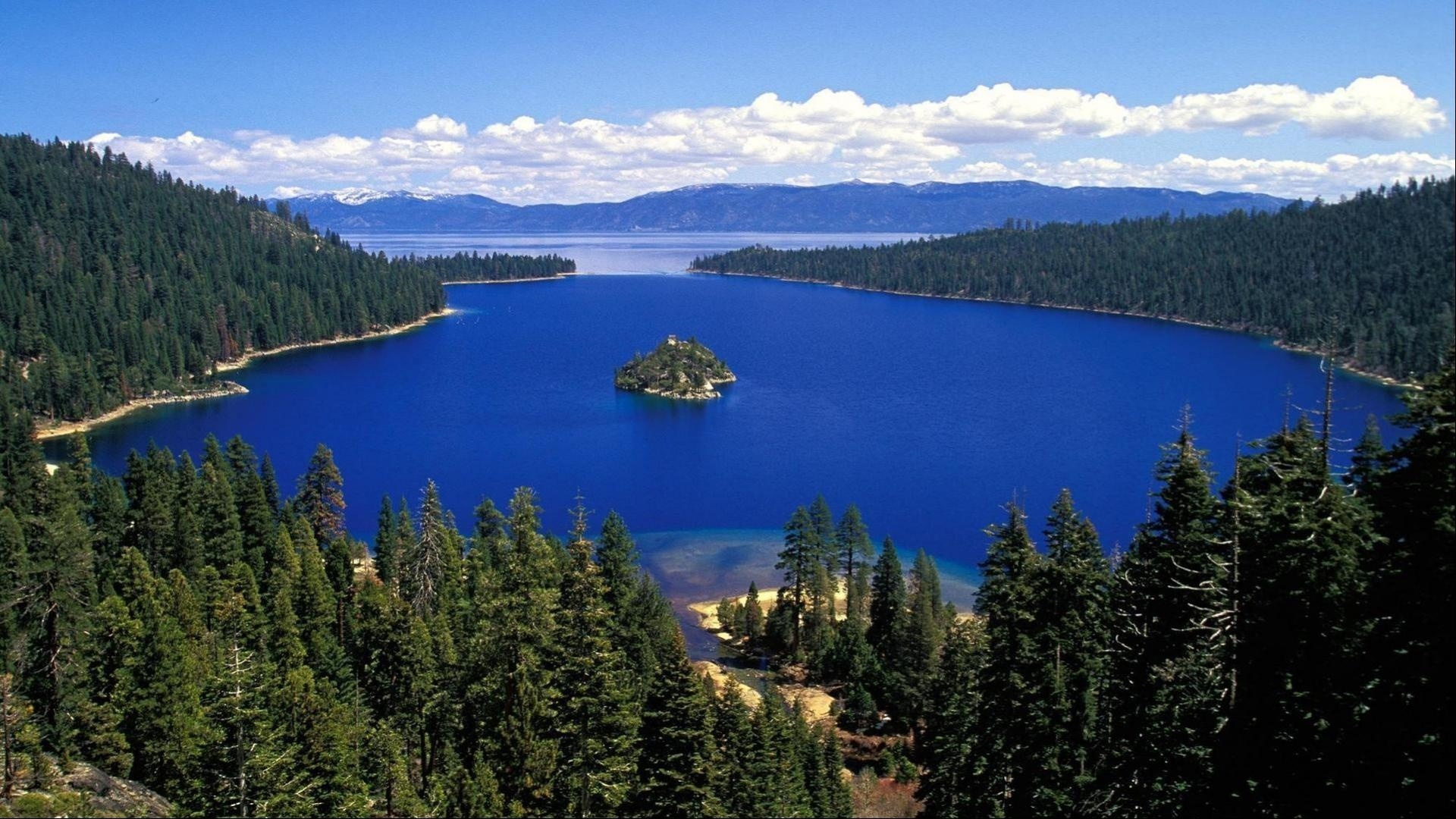 Lake Tahoe HD Wallpaper