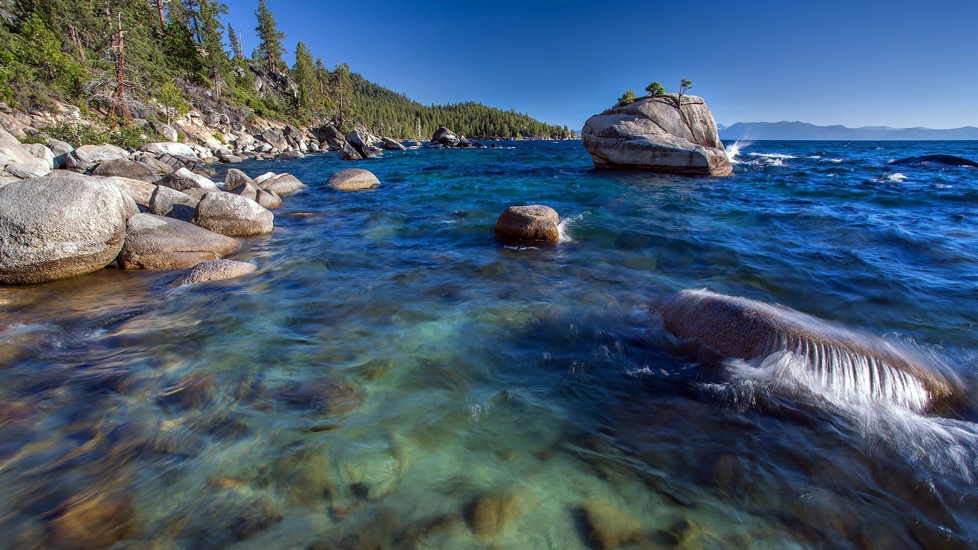 Lake Tahoe wallpaper photo hd
