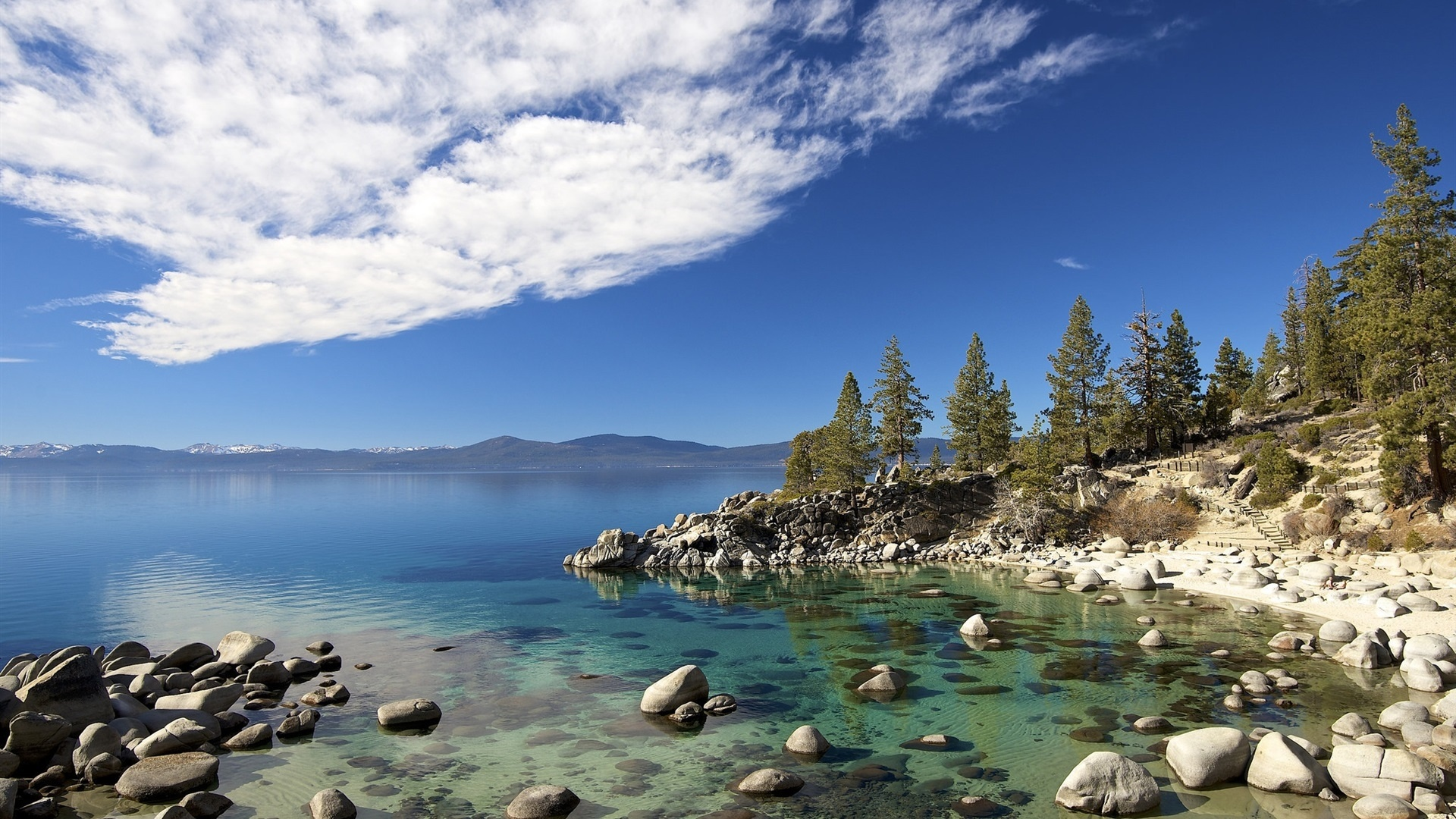 Lake Tahoe wallpaper for pc