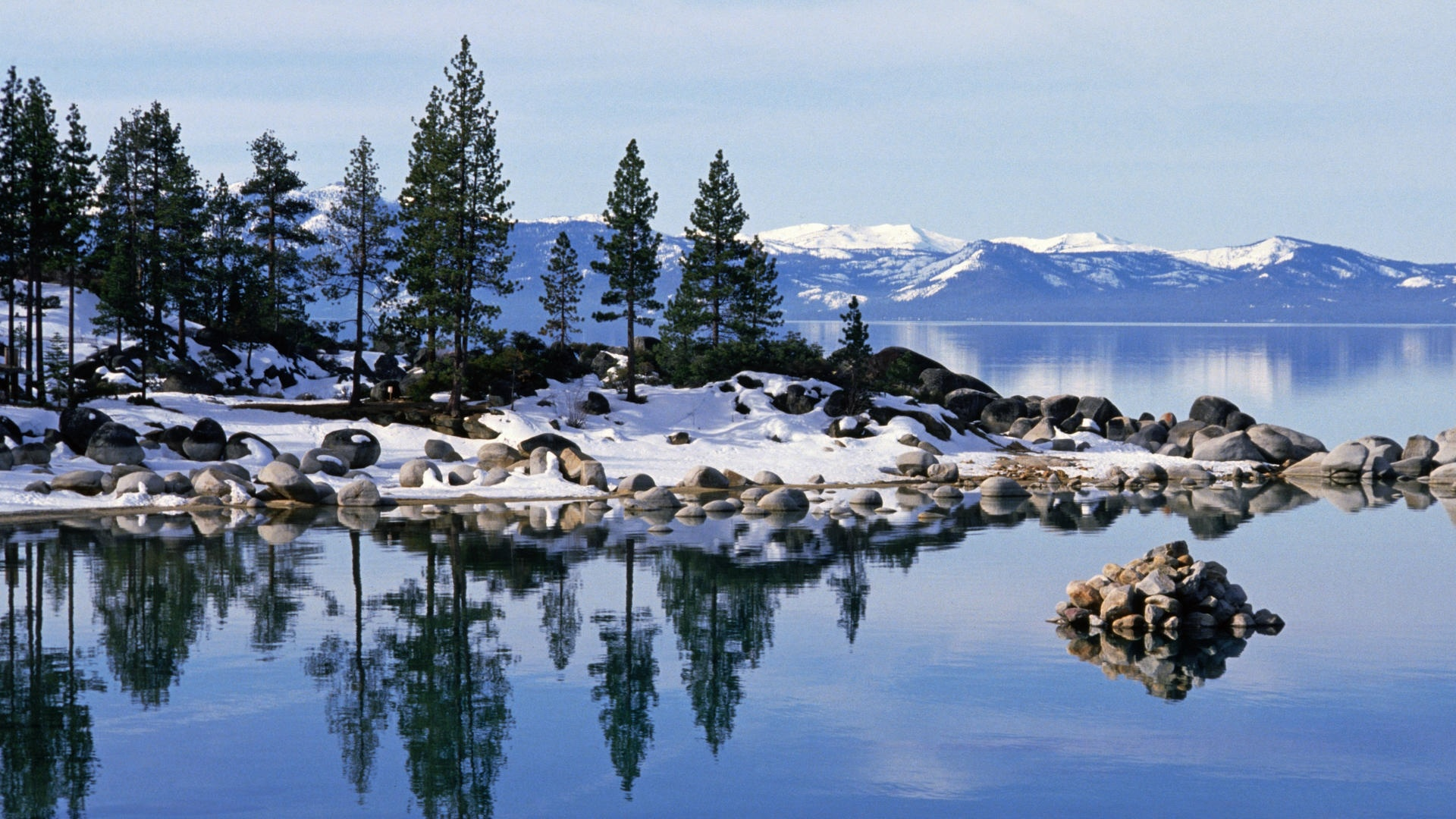Lake Tahoe Desktop Wallpaper