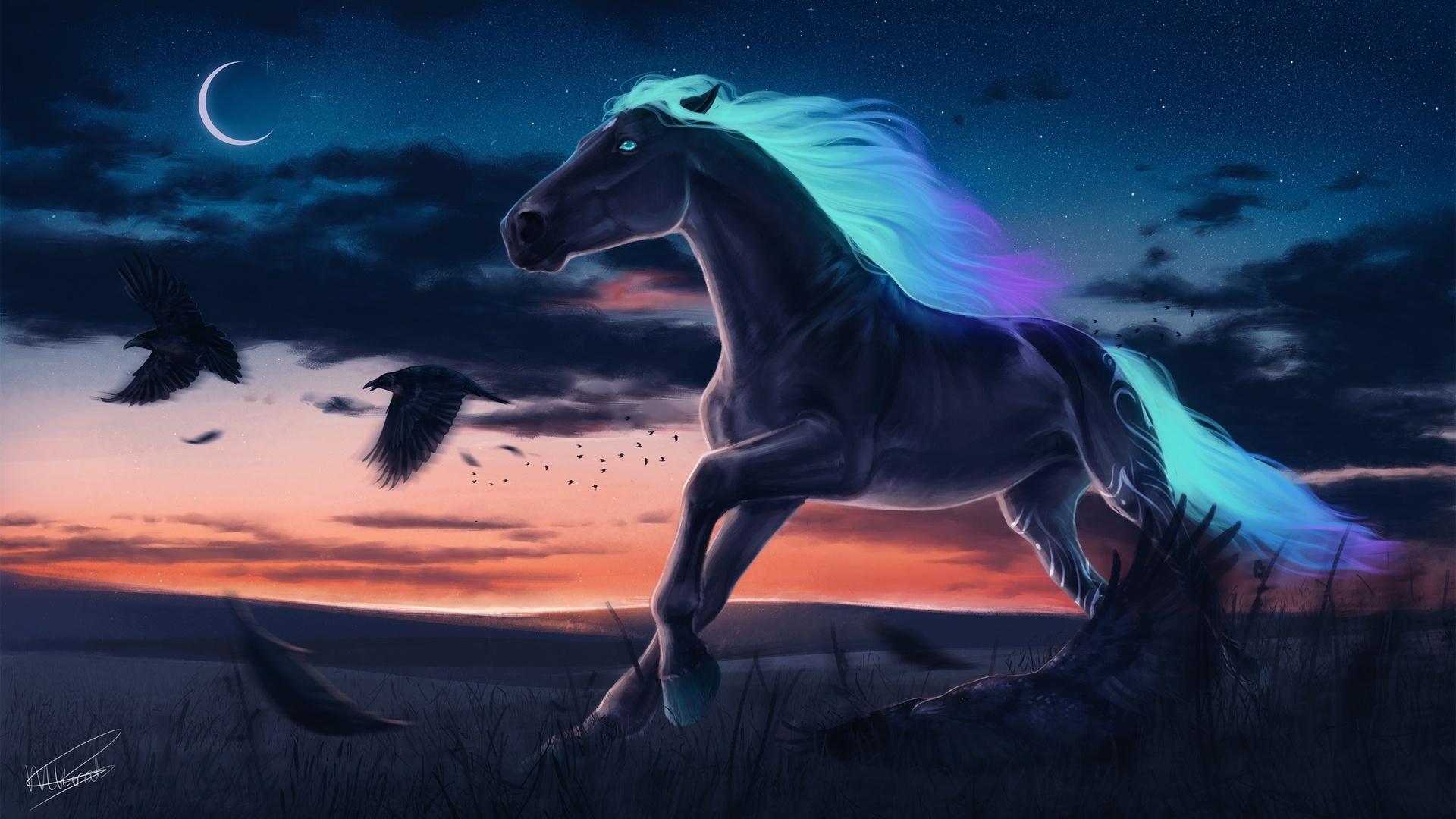 Magic Horses Pic