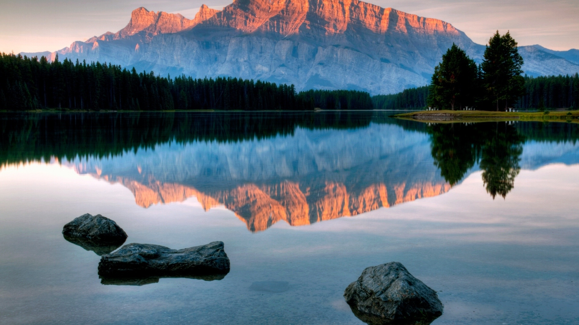 Reflection wallpaper photo hd
