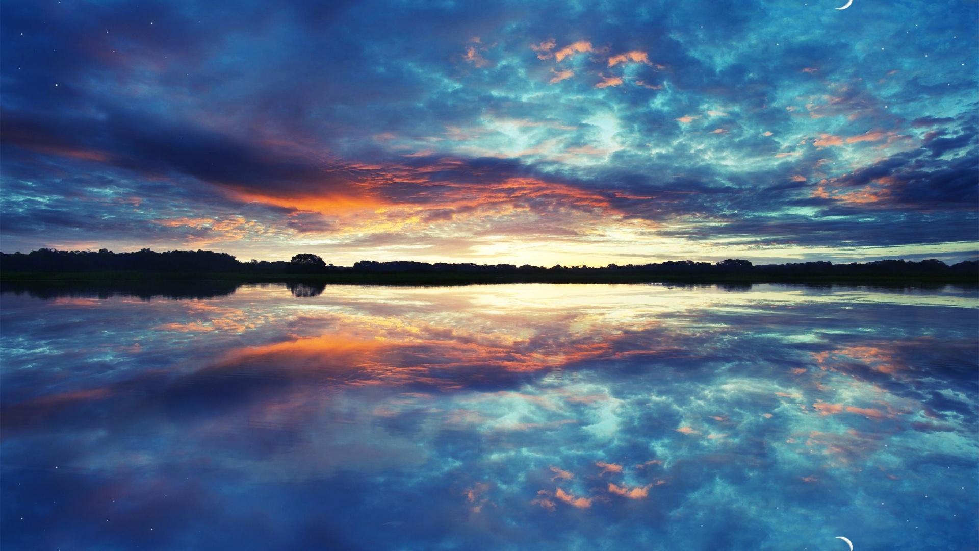 Reflection Desktop Wallpaper