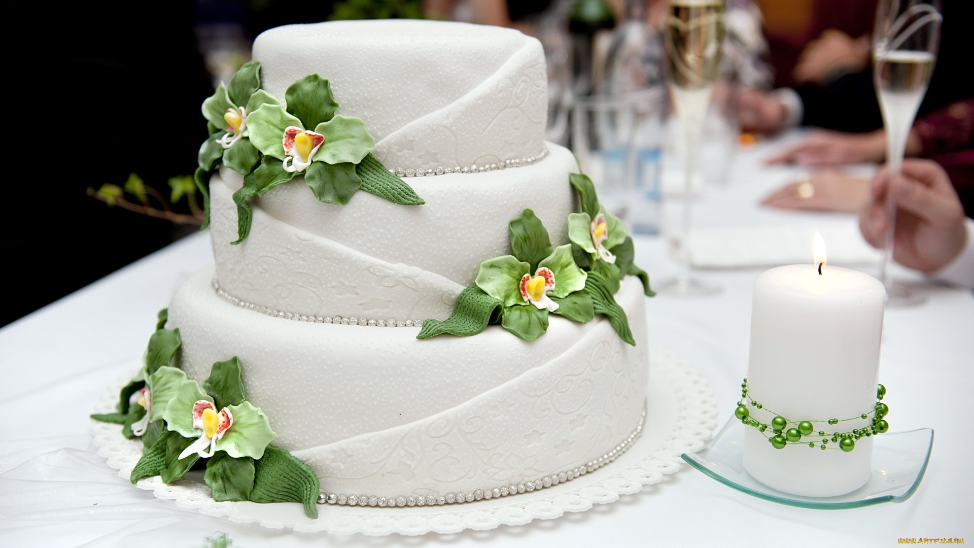 Wedding Cake desktop wallpaper hd