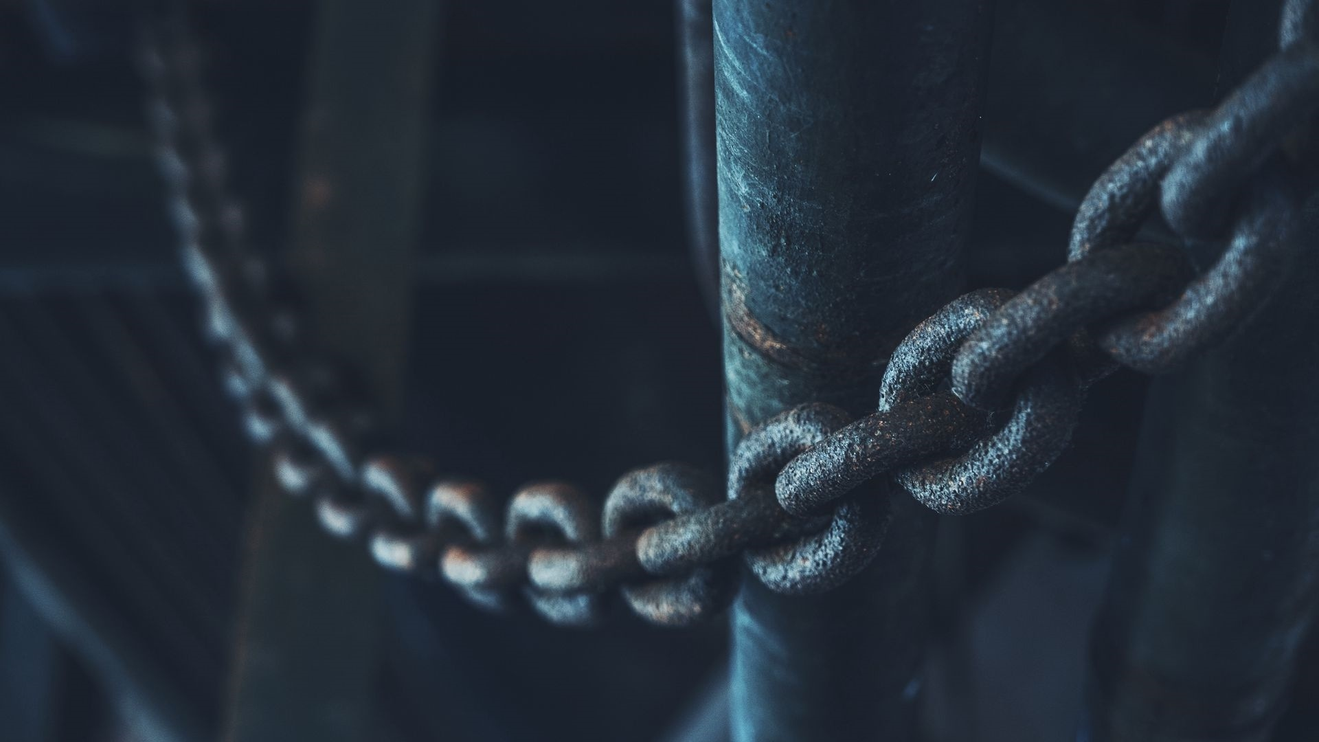 Chain wallpaper for desktop