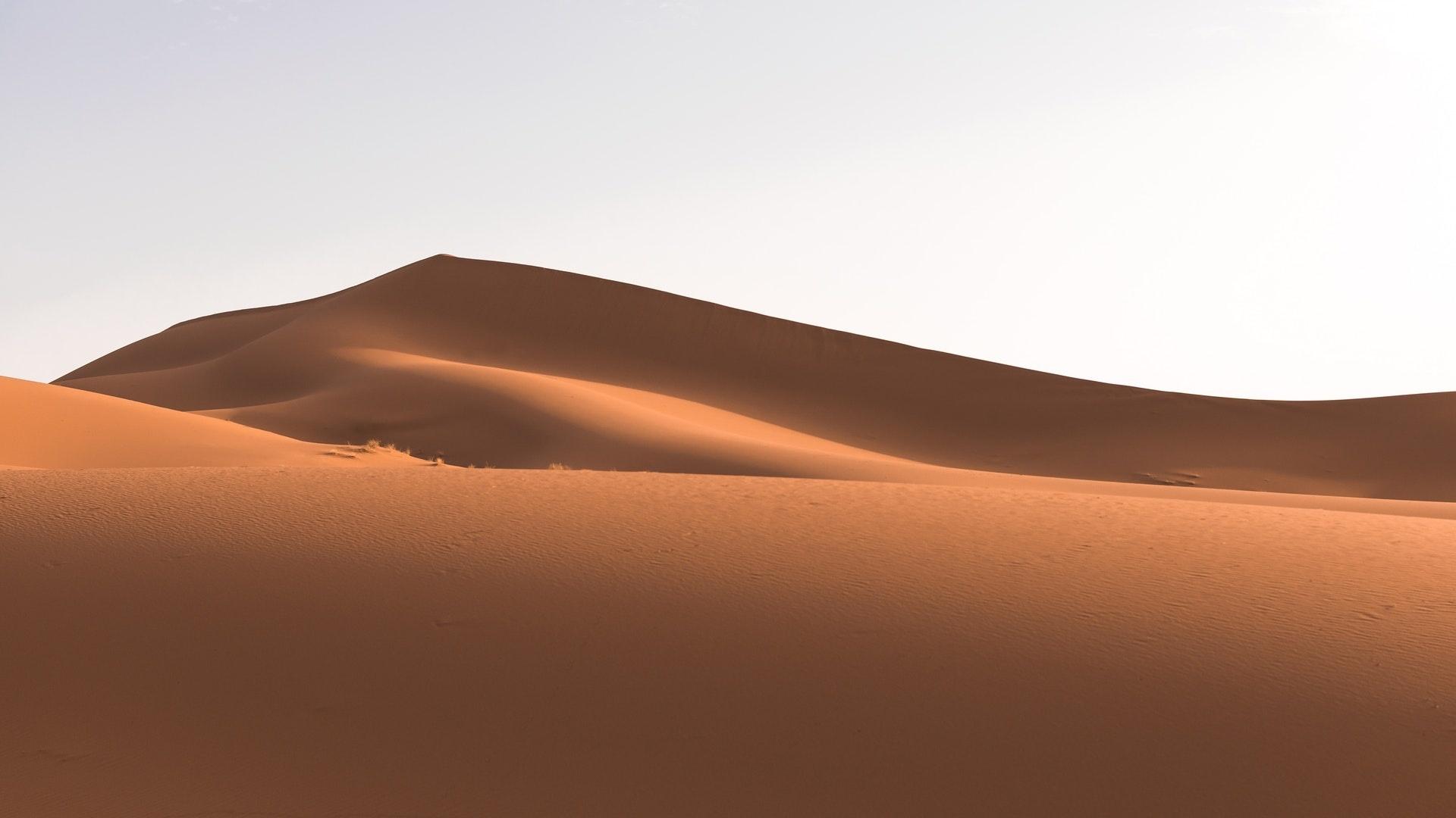 Desert wallpaper for computer