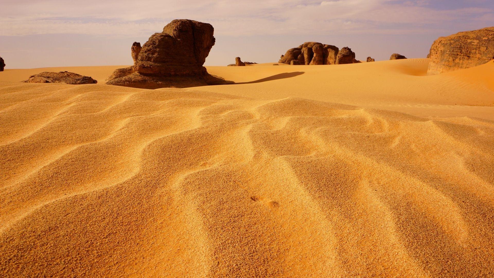 Desert Wallpaper theme