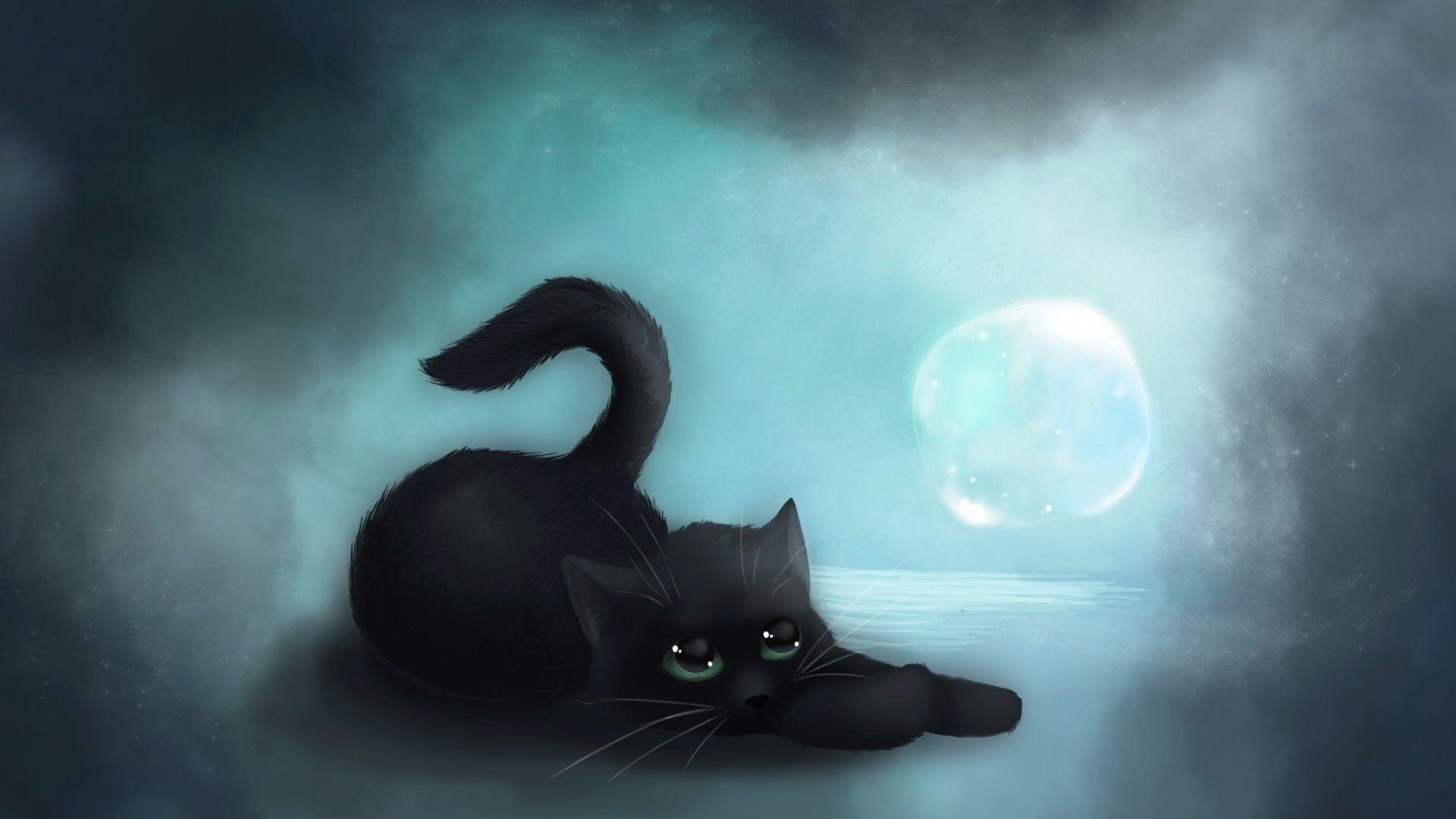 Drawn Cats Image