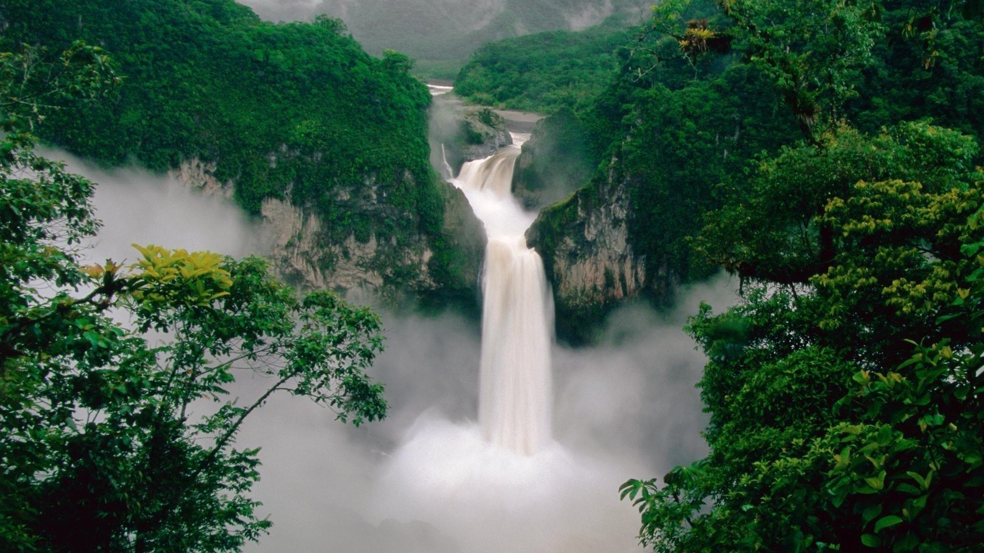 Ecuador Nature wallpaper for pc