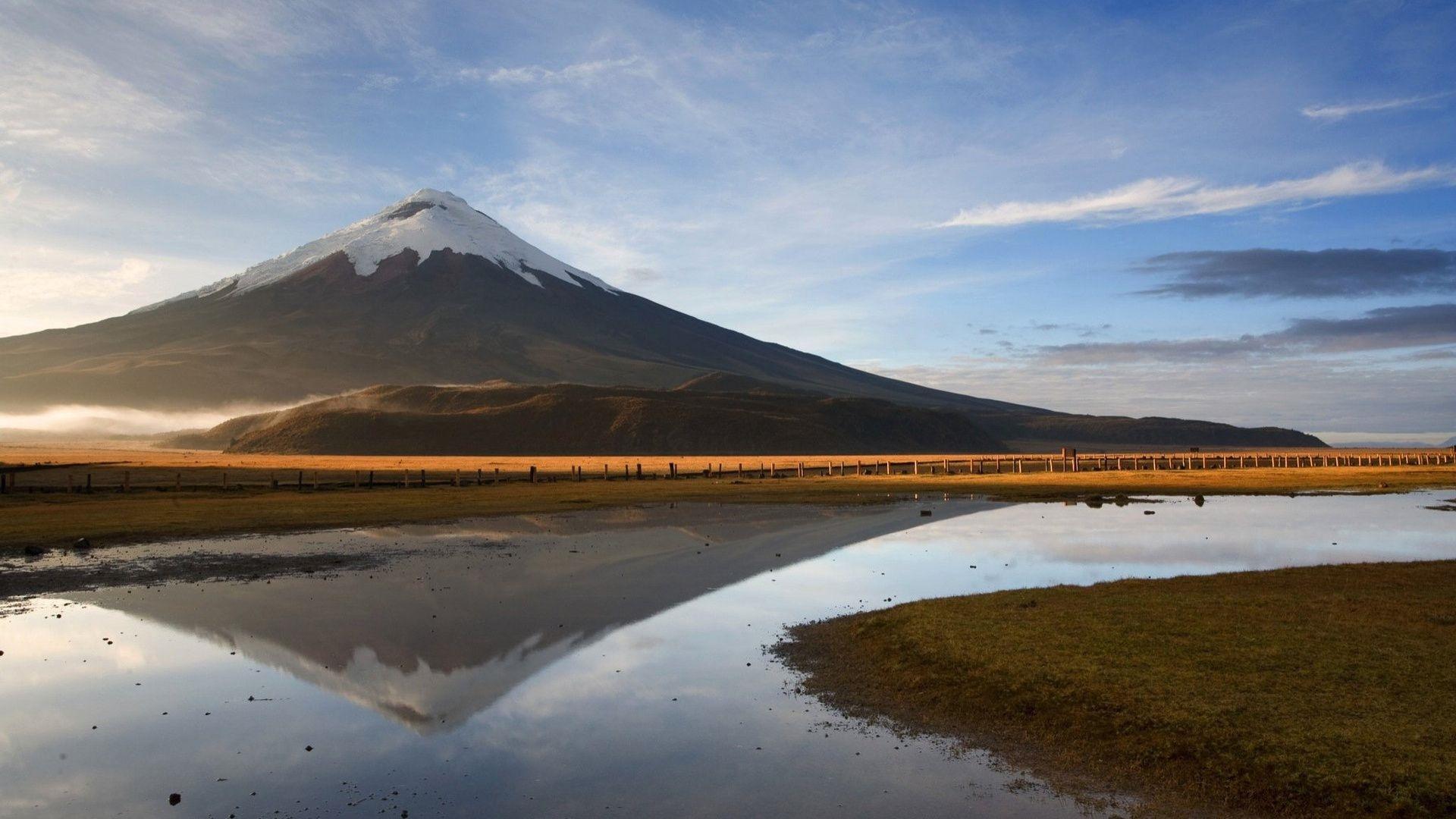 Ecuador Nature wallpaper for desktop
