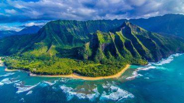 Kauai Mountain Picture