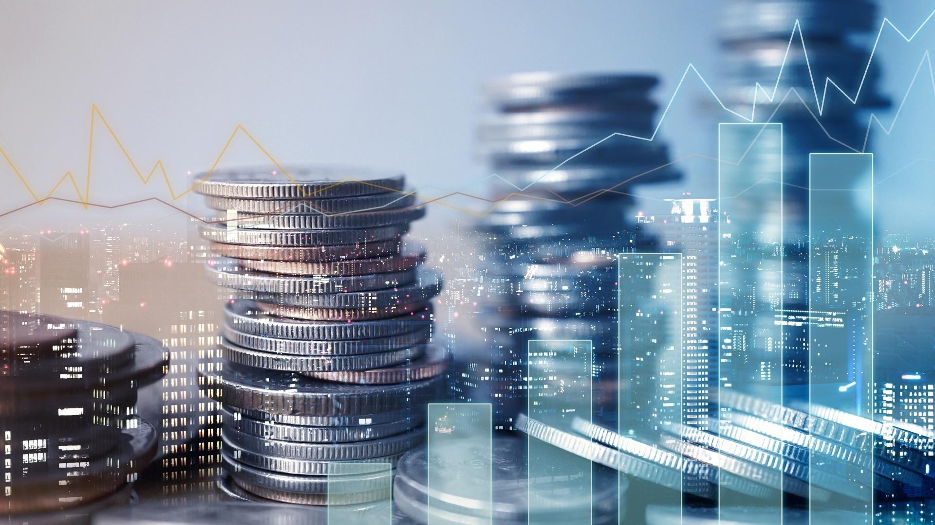 Finance pc wallpaper