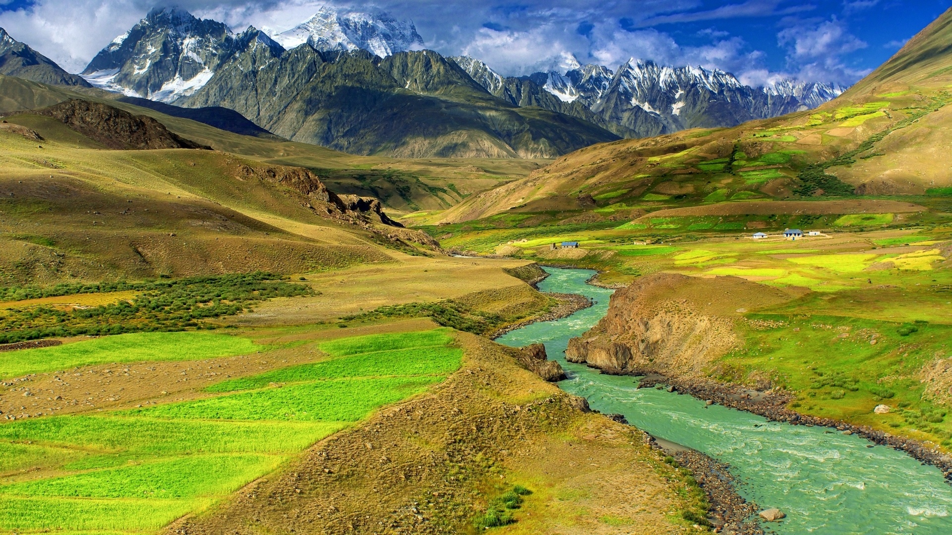 Mongolia Nature cool wallpaper