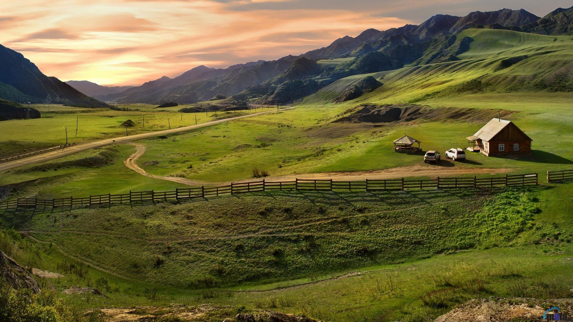 Mongolia Nature free pic