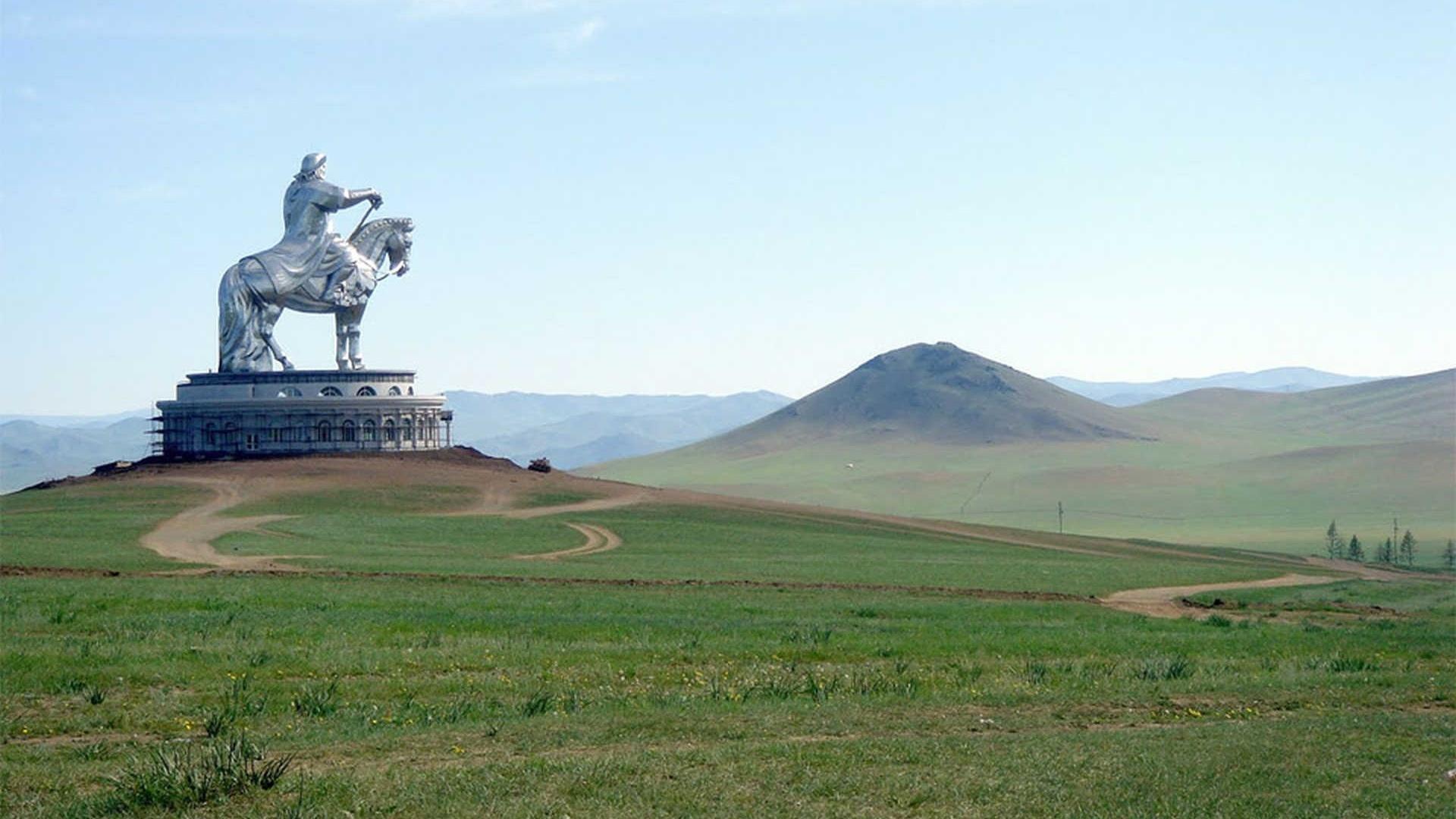 Mongolia Nature hd background