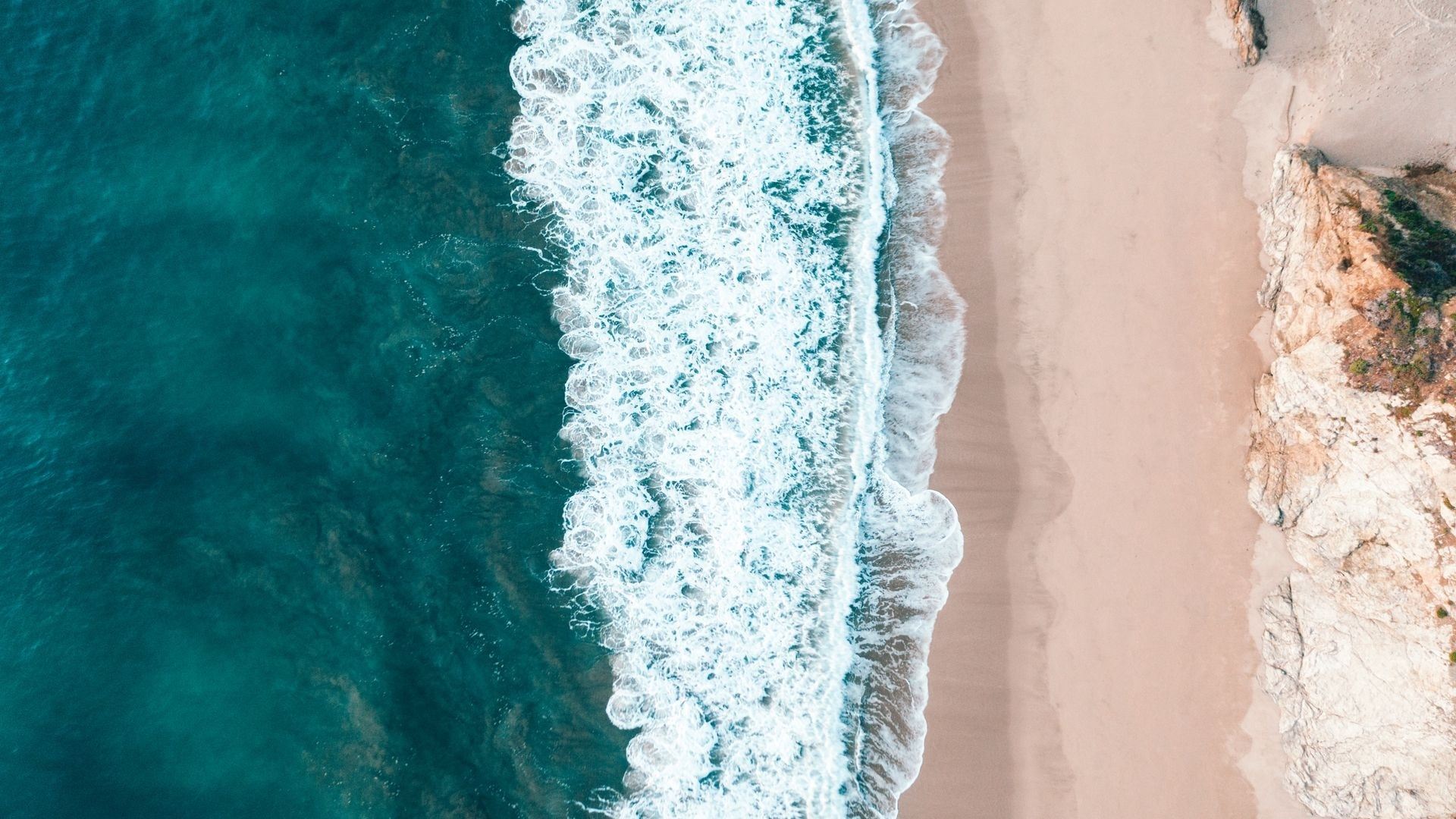 Sea and Sand From Above best picture
