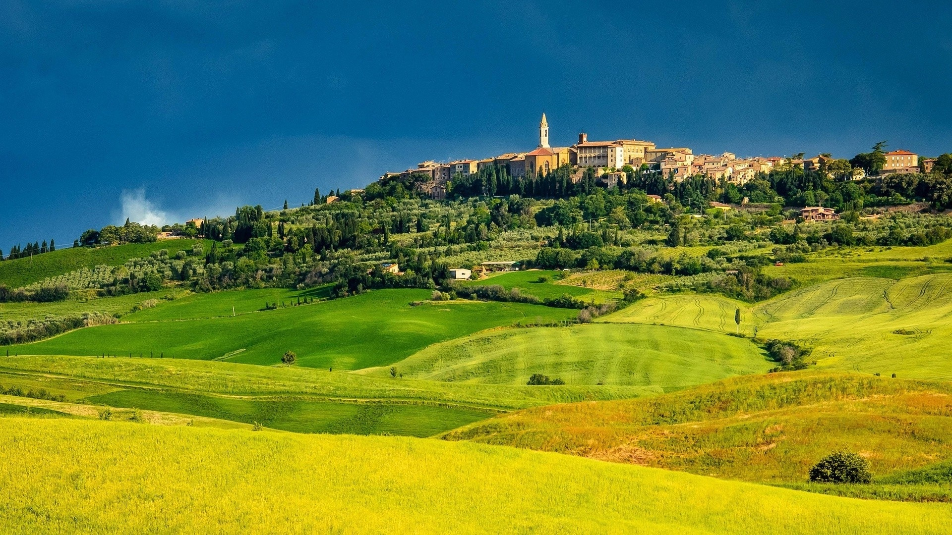 Tuscany wallpaper hd