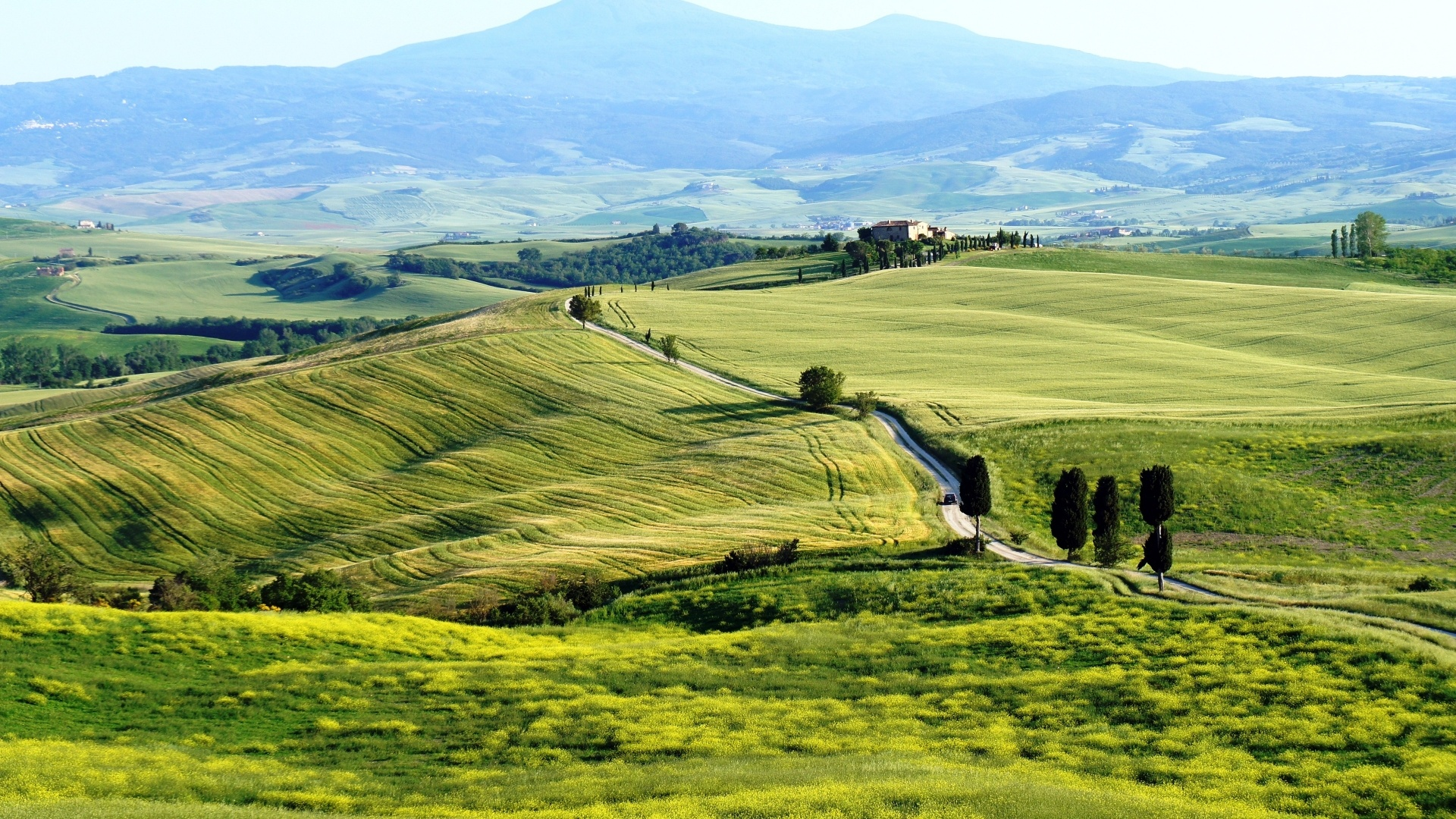 Tuscany pc wallpaper