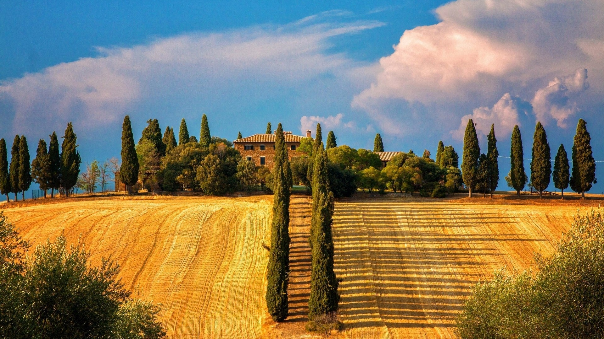 Tuscany desktop wallpaper free download
