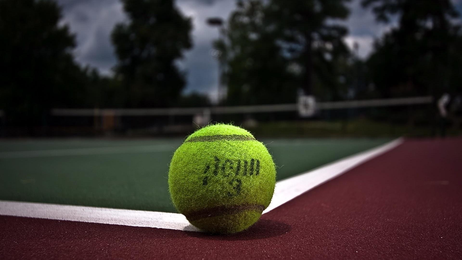 Tennis Ball laptop wallpaper